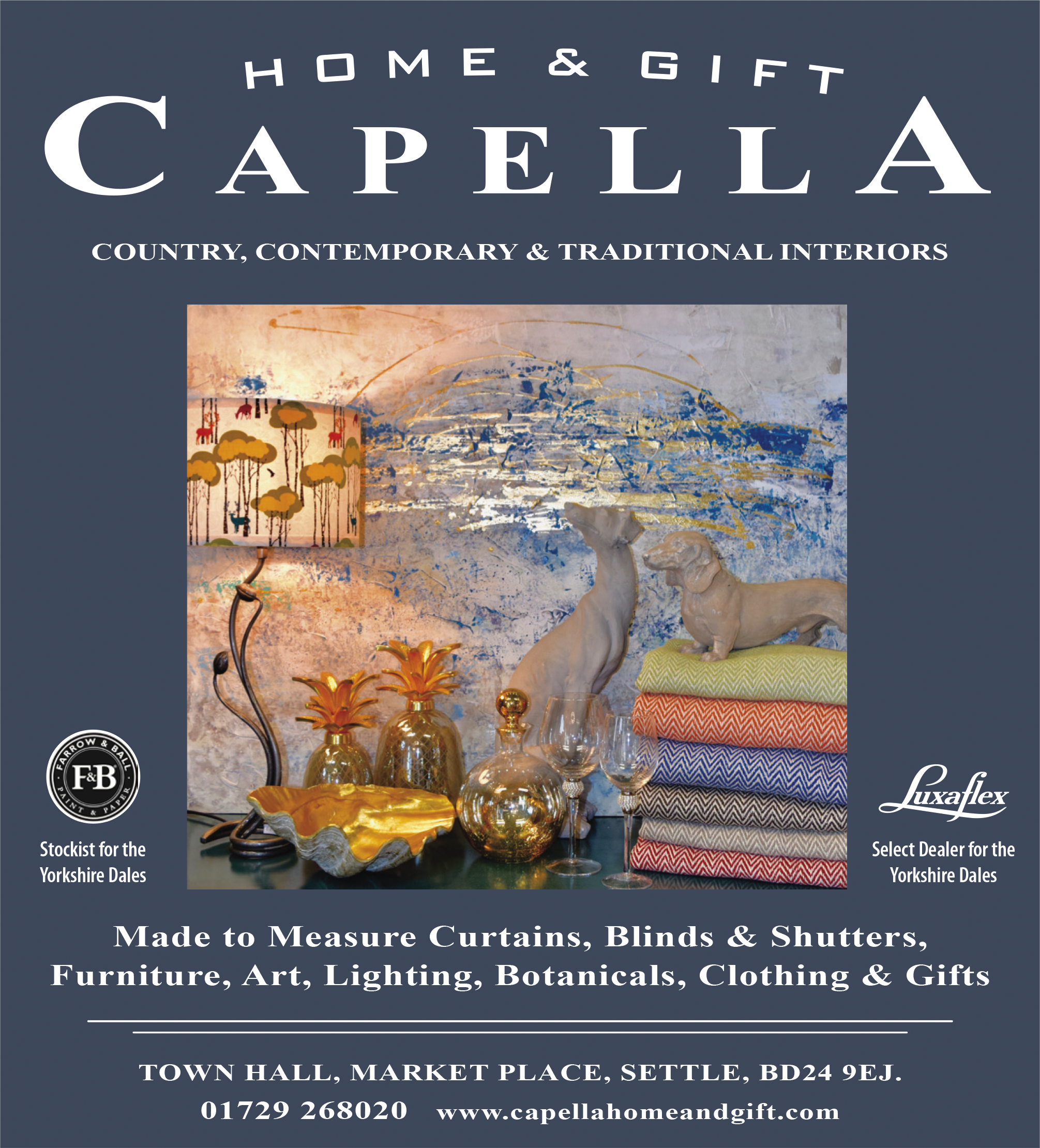 Capella Advert
