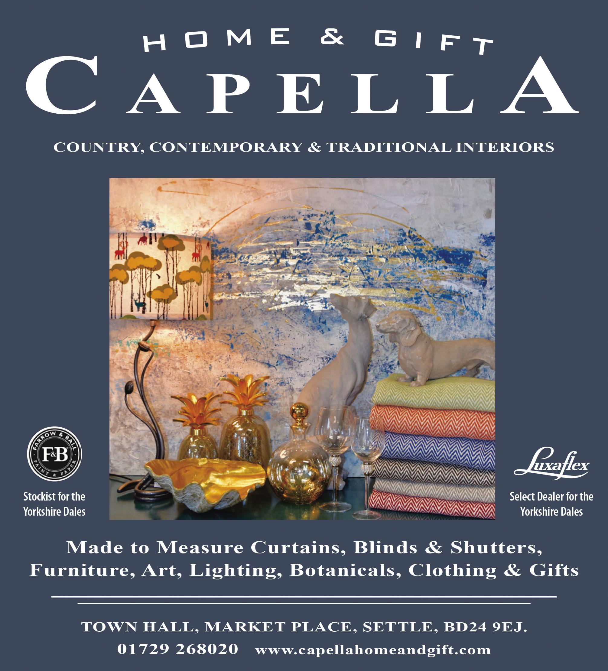 Capella Advert