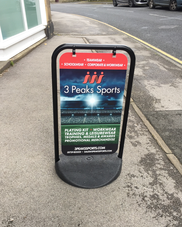 3 peaks Sports