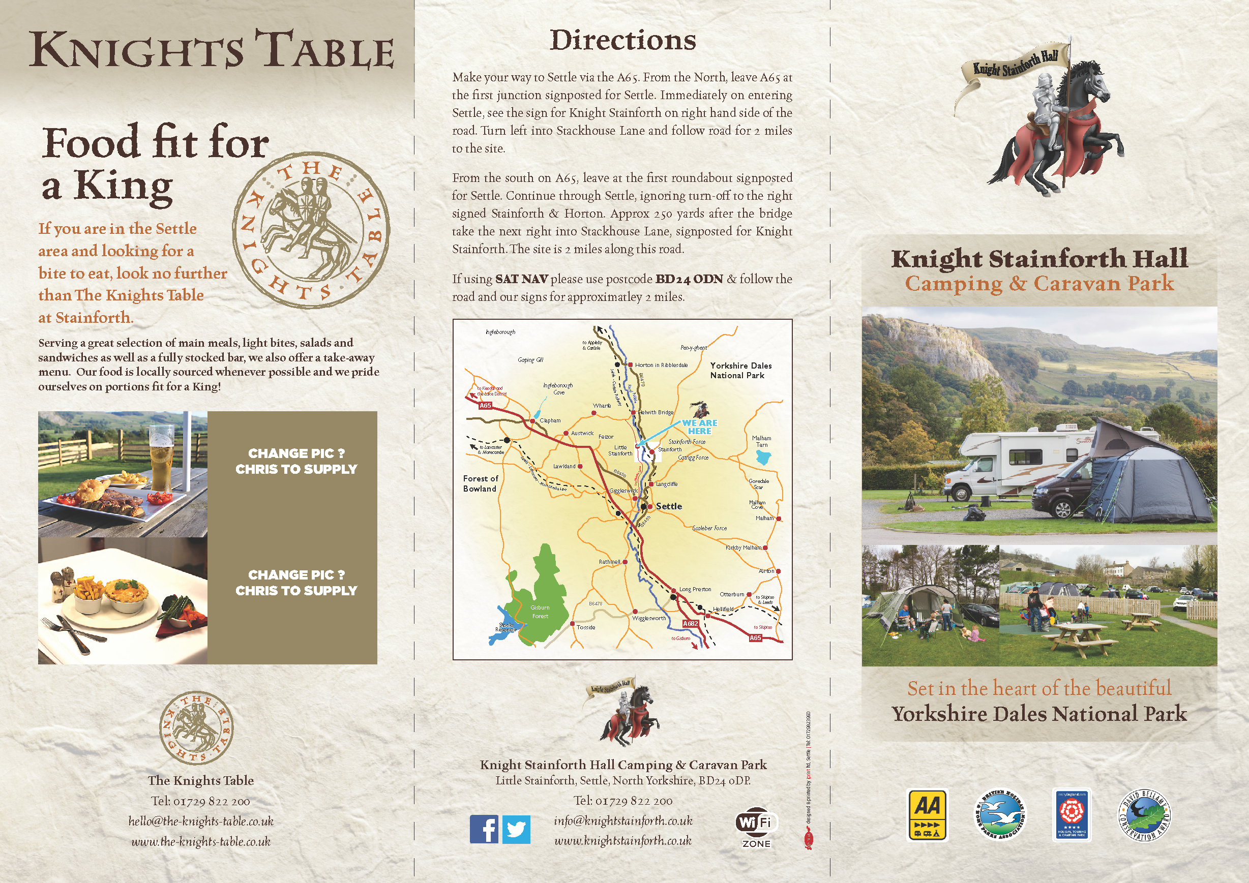 Knight Stainforth Brochure