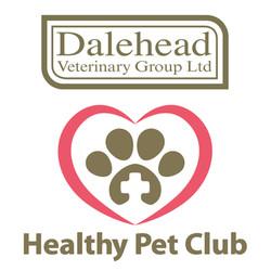 Dalehead Healthy Pets Logo