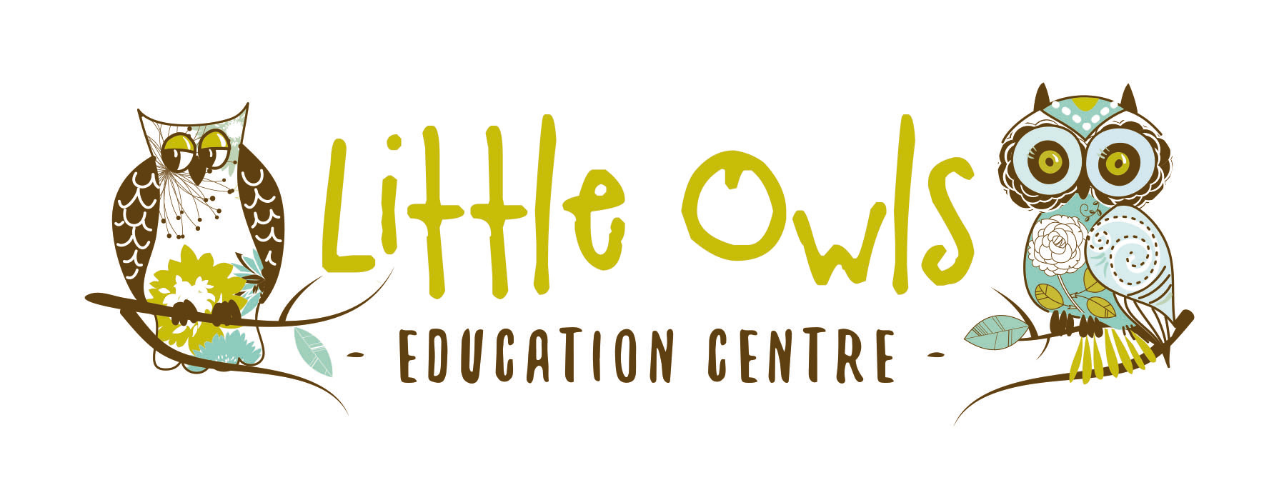 Little Owls Education - logo design