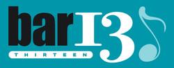 Bar 13 logo