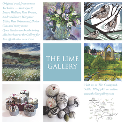 Lime Gallery Advert