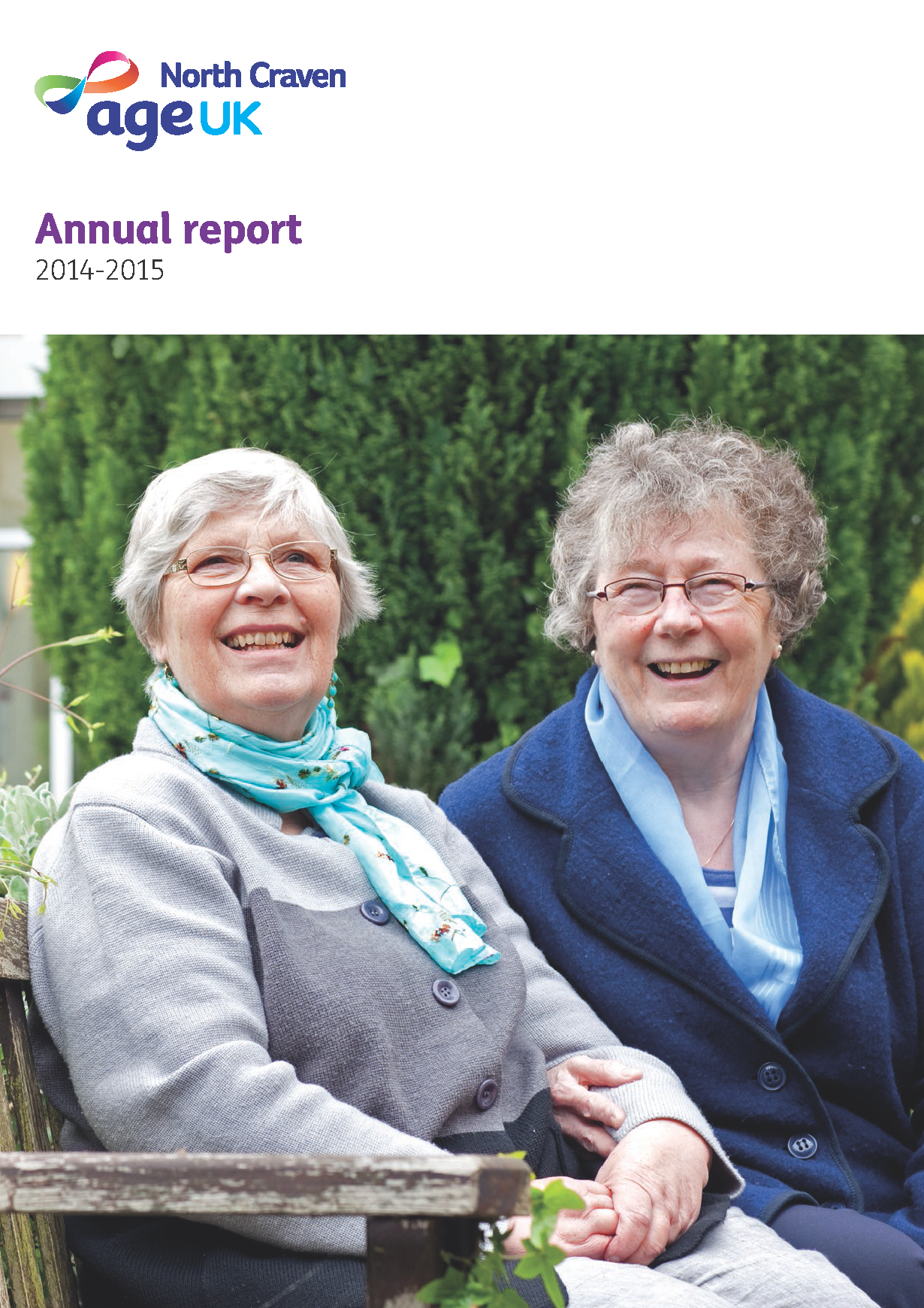 Age UK Annual Report