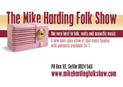 Mike Harding Business Cards