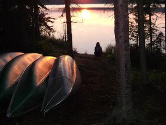 Camp Canoes West Lake