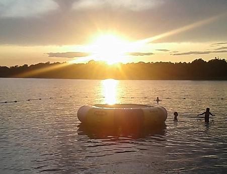 Camp West Lake Swimming
