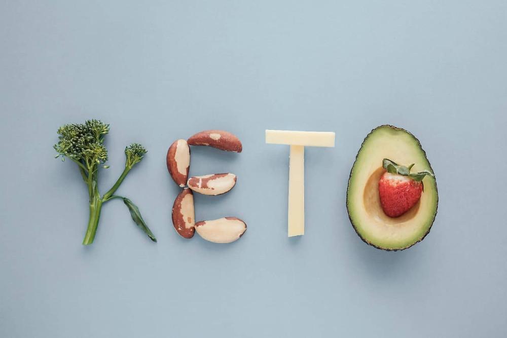 dieta keto reto keto - dieta cetogénica