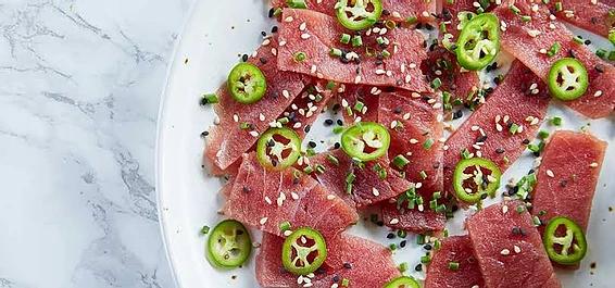 Deliciosas recetas con medallones de atún