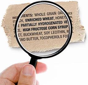 ¿Cómo leer ingredientes de los productos que compramos?