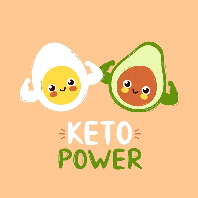 ¿Qué es un reto keto y cómo te puedes preparar para cumplirlo?