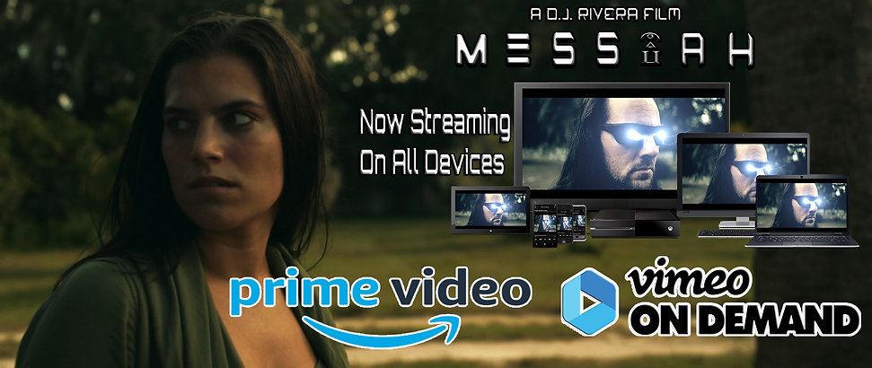 Messiah Now Streaming