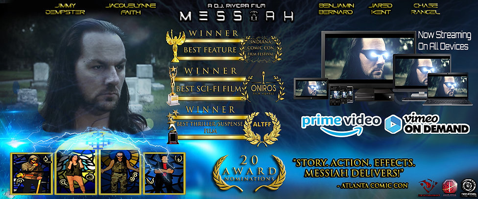 Messia Banner