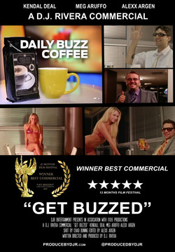Get Buzzed Poster