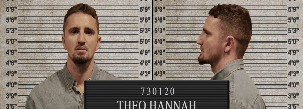 Theo's Mugshot
