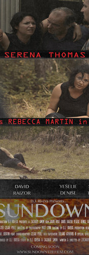 Rebecca Poster - Sundown (2015)