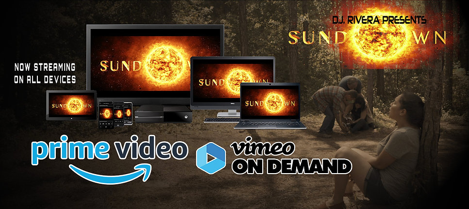 Sundown Film Banner