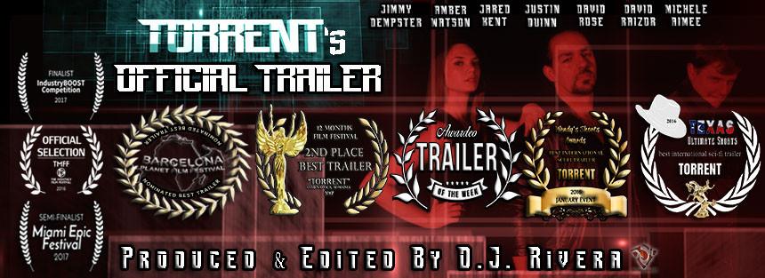 Torrent Official Trailer Awards Banner