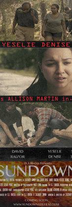 Allison Poster - Sundown (2015)