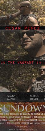 Vagrant Poster - Sundown (2015)