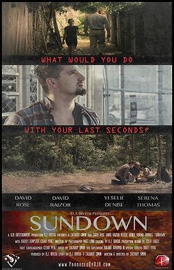Sundown (2015) Official Film Poster
