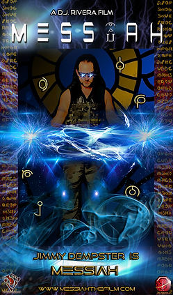 Messiah Character Poster - Messiah