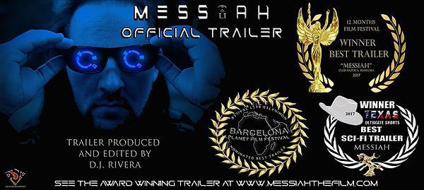 Award-Winning Messiah Trailer
