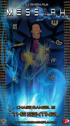 Messiah Character Poster - Xander