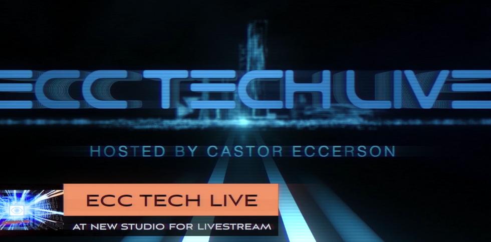 Ecc Tech Live Stream