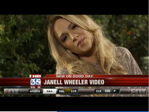 """Janell Wheeler's """"Try"""" Television Premiere"""