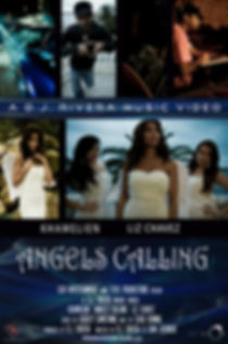 ANGELS CALLING POSTER