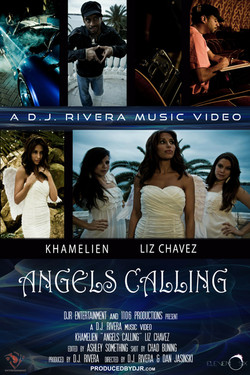 ANGELS CALLING POSTER-Recovered