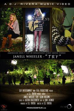 Janell Wheeler Try Poster