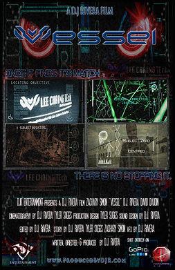 Vessel (2016) Film Poster