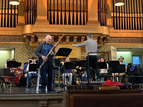 Morelli/Yale Band