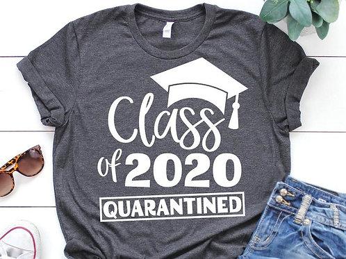 Class of 2020 Quarantined Tee