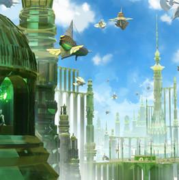 The City of Cymril