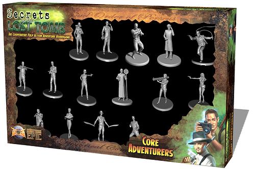 Core Adventurer Minis
