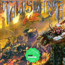 Talislanta Announcement Cover
