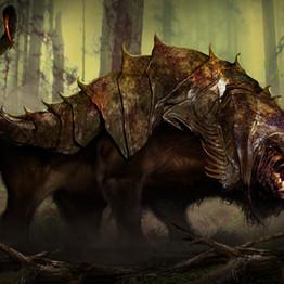 Tarkus Beast