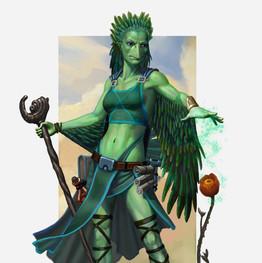 Aeriad Druid