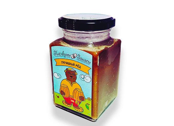 Гречишный мед «Мусихин»