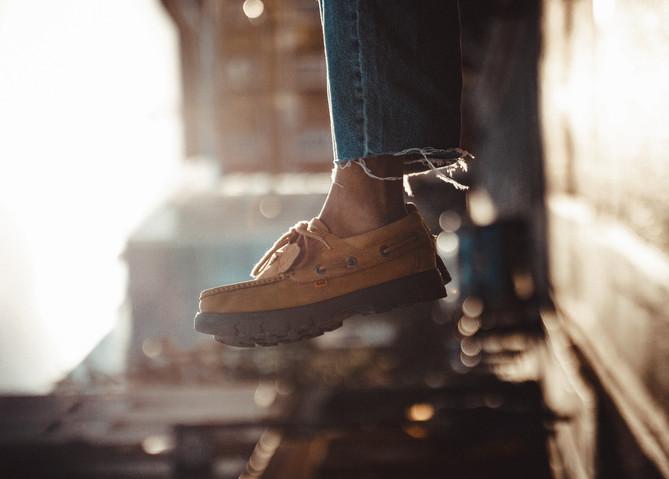 Kickers man shoes in London