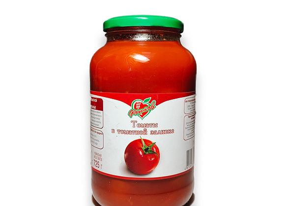 Томаты в томатной заливке белорусские