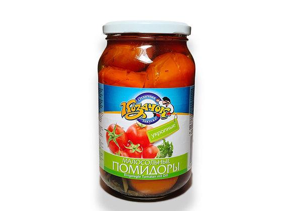Малосольные помидоры укропные «Козачок»