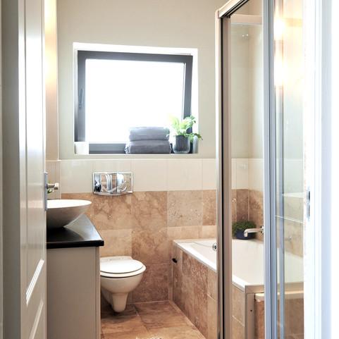 Bathroom in bedroom two
