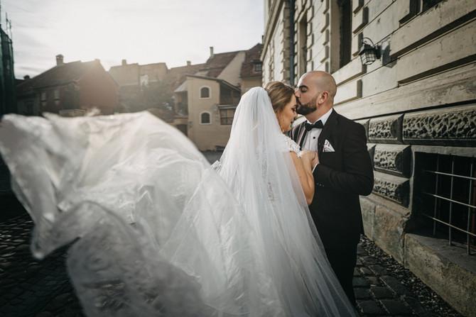 Alejandro & Alexandra after wedding photosession