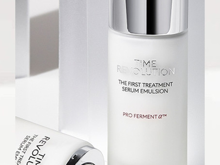 TIME REVOLUTIN The First Treatment Serum Emulsion