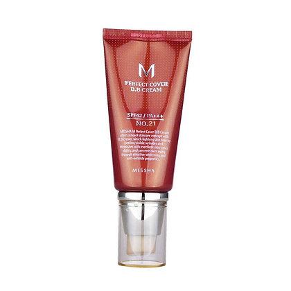 MISSHA M Perfect Cover BB Cream SPF42/PA+++50ml